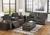 kingsley reclining sofa & loveseat
