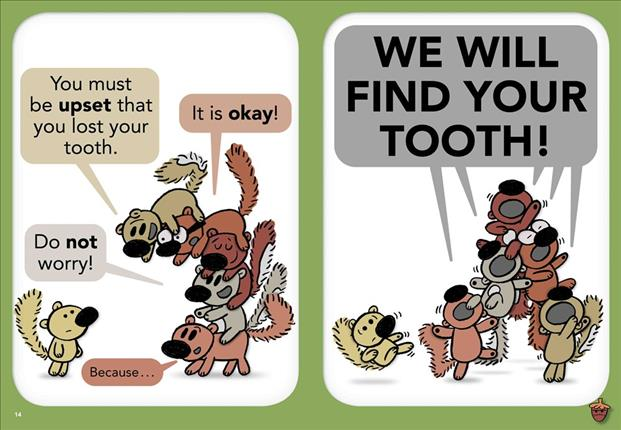 Image result for i lost my tooth mo willems