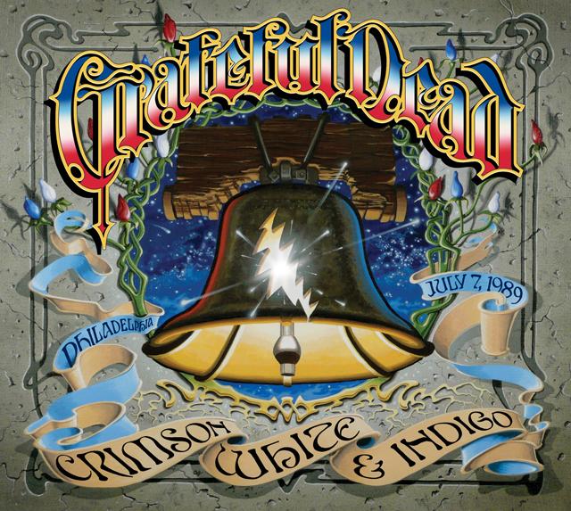 Greatful Dead Crimson, White & Indigo: Philadelphia, July 7, 1989