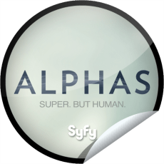 Sean Astin guest stars in this weeks episode of Alphas. It's Midnight Run, Alphas-style as Hicks and Kat transport a valuable Parish asset. Alphas Monday at 8/7c.
