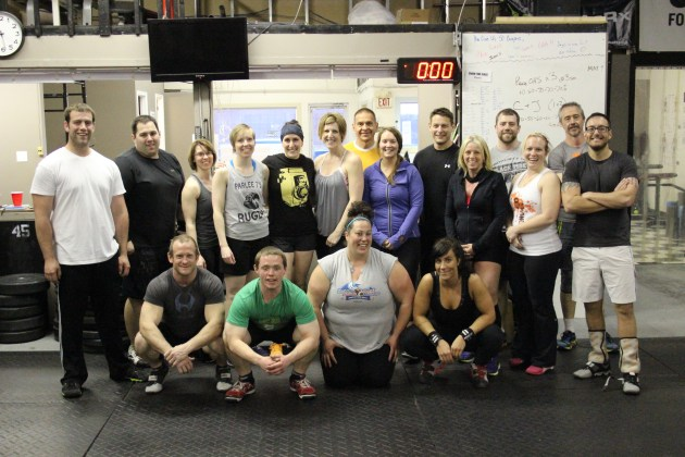 Biggest Oly Class ever!!