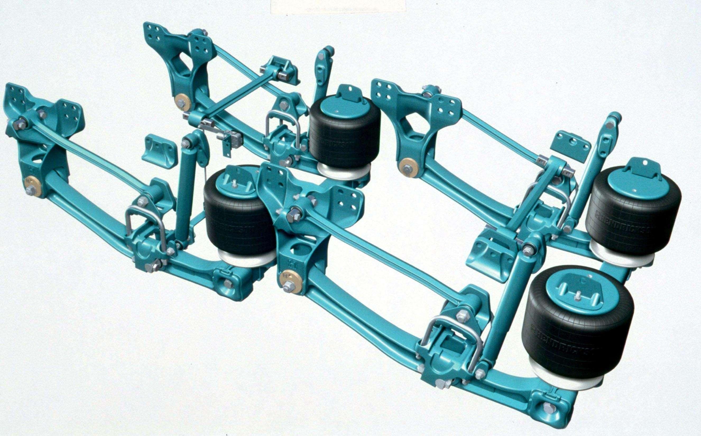 trailer air bag suspension diagram john deere d140 wiring walking beam free engine