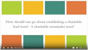 PA Video Lead Trust