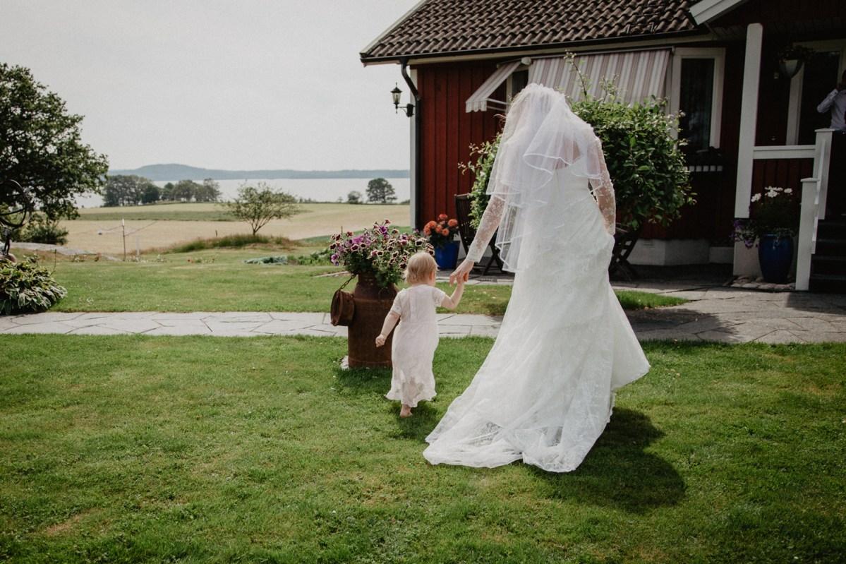 Jennie och davids bröllop i Kungsbacka bröllopsfotograf cattis Fletcher Cfoto Göteborg