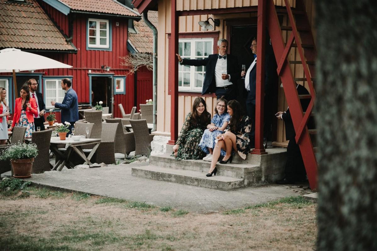 brollopsfotograf onsala goteborg fest Coralie och Niclas
