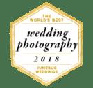 bröllopsfotograf medlem av junebug weddings
