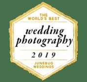 Bröllopsfotograf medlem av junebugweddings member
