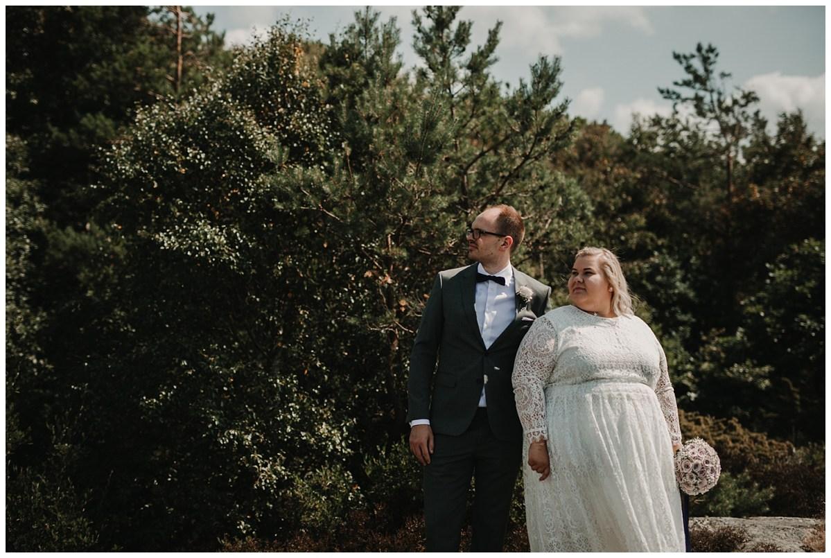 Bröllopsfotograf Göteborg bröllopsporträtt wedding photographer wedding portraits