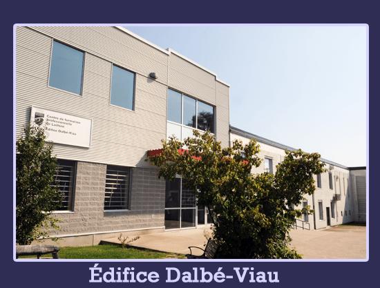 CFP Lachine, édifice Dalbé-Viau