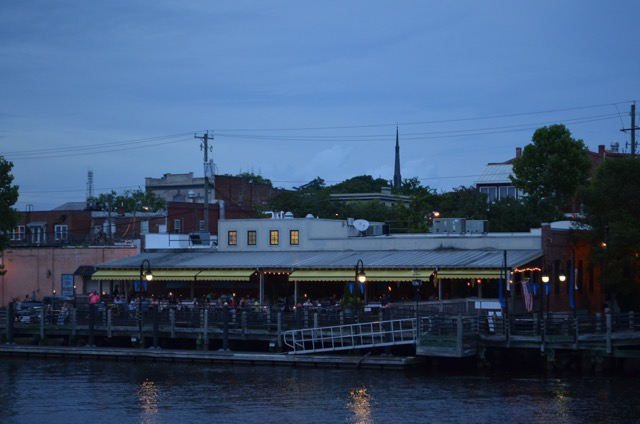 Riverfront Dining Wilmington NC