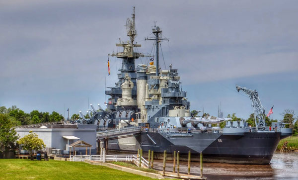 Amazing History You'll See on a Cape Fear River