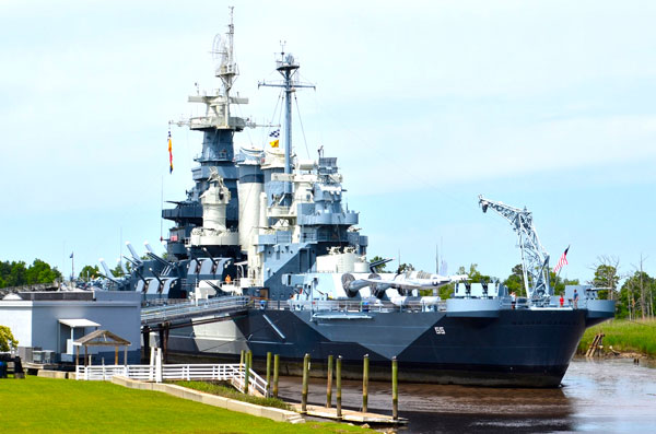 A Memorial Day Tradition: Historical Cape Fear Riverboat Tour