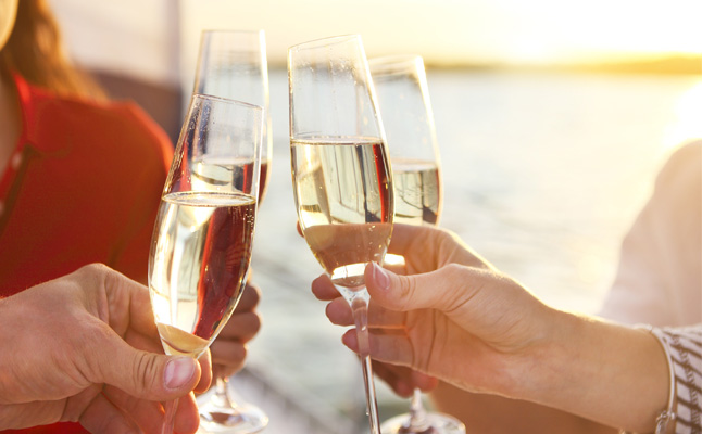 Rehearsal Dinners and Private Party Charters Now Available