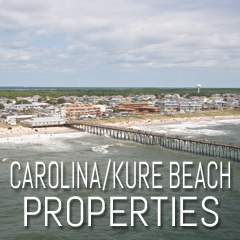 Carolina and Kure Beach Properties