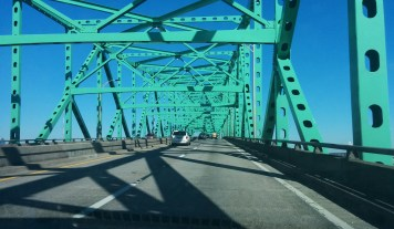 They don't call it the Green Monster for nothing. By the time runners reach the top of the Hart Bridge, they'll be desperate to reach the finish line.