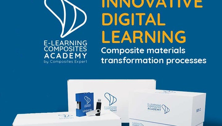 【news解説】実践を含むコンポジット関連のオンライントレーニングを提供(Composites Academy社)