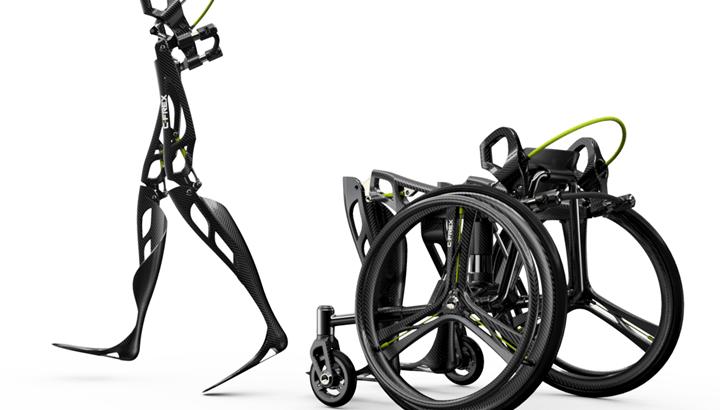 【news解説】無動力で歩行アシストをする外骨格「C-FREX」(UCHIDA社)