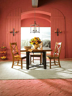Sofies Verden Decorating With Harvest Colors