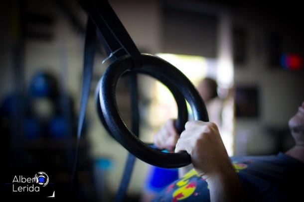 Wod CrossFit Sevilla Ring Row