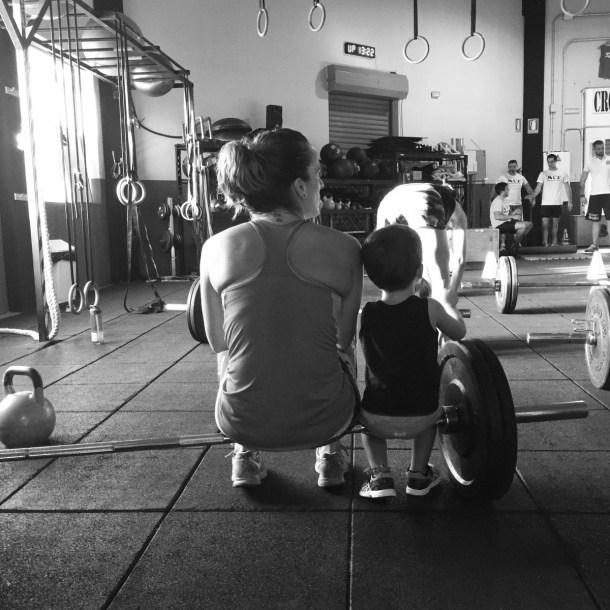 Wod CFS Box CrossFit Sevilla nueva generacion leon