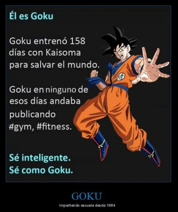 Wod CFS Box Sevilla CrossFit Training Goku Dragon Ball