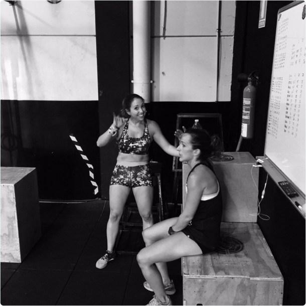 Wod CFS Box CrossFit Sevilla Leonas training