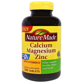 Nature Made 鈣鎂鋅 的價格 - 飛比價格