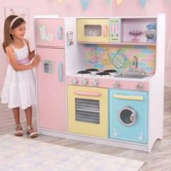 Kidkraft Toy Kitchen Marielle Faucet 廚房的拍賣價格 飛比價格 Costco好市多kidkraft美國頂級家家酒玩具品牌 兒童可愛粉