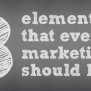 Cfs Three Elements That Every Marketing Mix Should Have Cfs