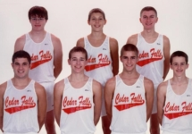 2005 Cross Country Champions