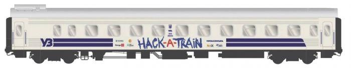 УЗ устроит хакатон в поезде Львов-Мариуполь (фото)