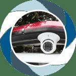 Camera veicular inteligente wi-fi