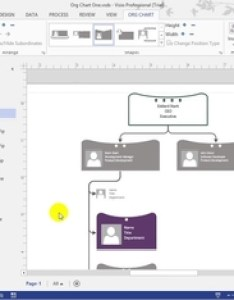 Video thumbnail for update org chart with new data also microsoft visio rh oreilly