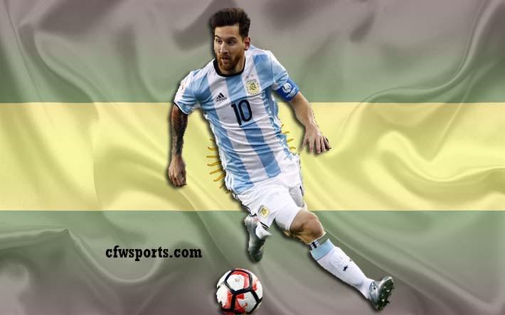 argentina fixture