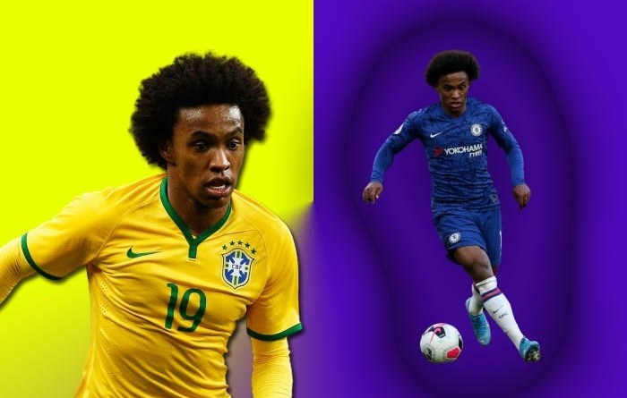 Willian Brazil