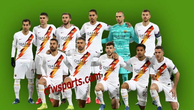 AS Roma football squads
