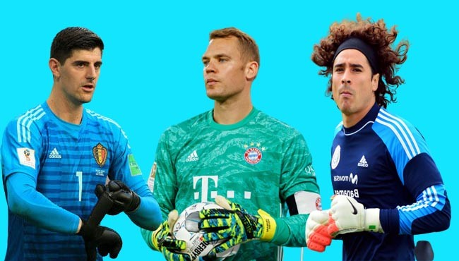 Greatest football/soccer goalkeepers