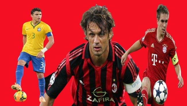 Greatest Football Defenders