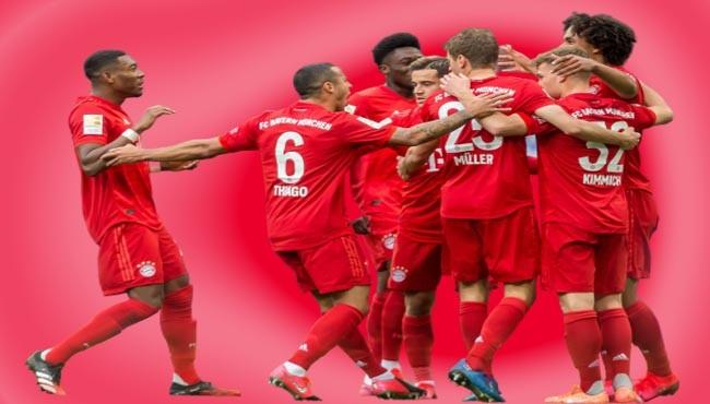 Bayern Munich football squads