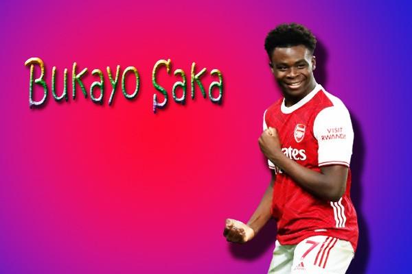 Bukayo Saka