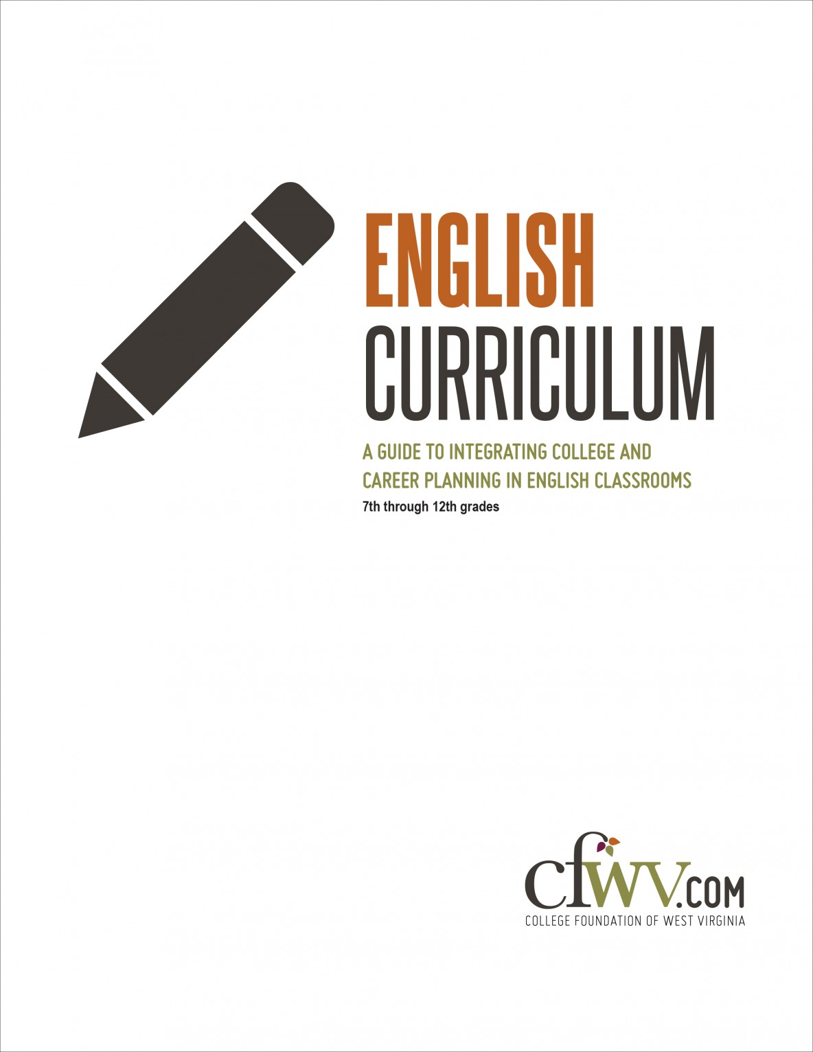 College and Career Planning English Curriculum Toolkit