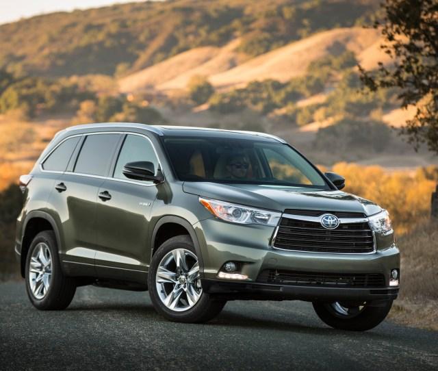Toyota Motor Sales U S A Inc For Hybrid Suvs