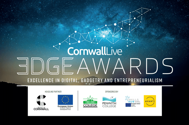 C Fylm shortlisted for Cornwall Live Edge Awards