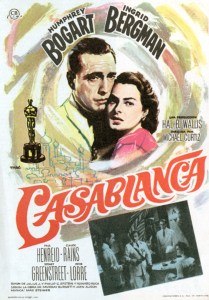 Casablanca - St Tudy Film Club @ St Tudy Village Hall | Saint Tudy | England | United Kingdom