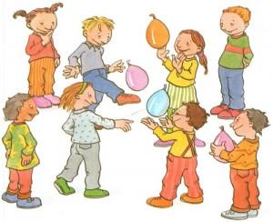 Cornerstone Games: Balloon Games