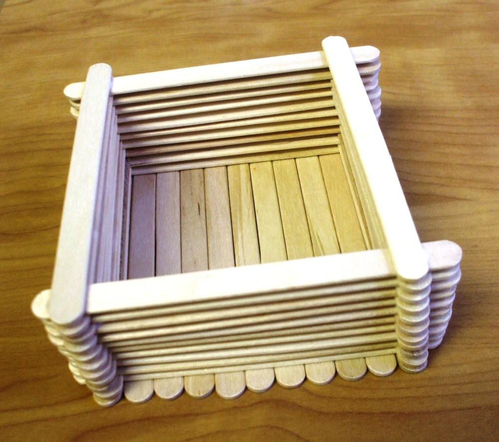 Cornerstone Crafts: Treasure/Jewelry Box (5/6)
