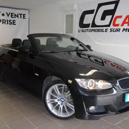 BMW 325D CABRIOLET E93