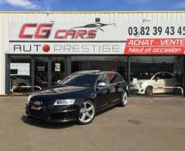 AUDI RS6 BREAK 5.0 V10 580 CV