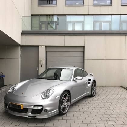 Porsche 911 Coupe 997 Turbo