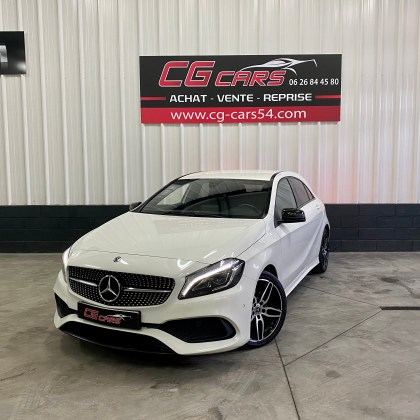 Mercedes Classe A 200 d 7G-DCT Fascination PACK AMG